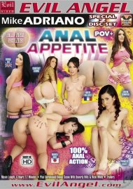 Anal Appetite:  Anal Appetite Porn Video