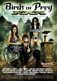 Birds Of Prey XXX : A Sinister Comixxx Parody:  Birds Of Prey XXX : A Sinister Comixxx Parody Porn Video