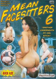 Mean Facesitters #6:  Mean Facesitters #6 Porn Video