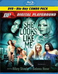 She Looks Like Me (DVD + Blu-ray Combo) :  She Looks Like Me (DVD + Blu-ray Combo)  Blu-ray Porn Video