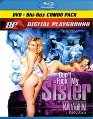 Dont Fuck My Sister (DVD + Blu-ray Combo):  Dont Fuck My Sister (DVD + Blu-ray Combo) Blu-ray Porn Video