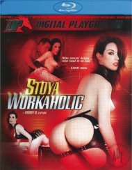 Stoya Workaholic:  Stoya Workaholic Blu-ray Porn Video
