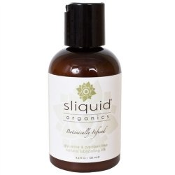 Sliquid Organics Silk - 4.2 oz. Sex Toy
